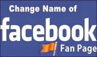 تغيير اسم صفحتك على الفيسبوك