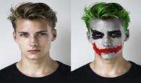 تحويل صورتك الي Joker