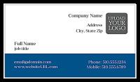 تصميم بطاقة عمل Business Card باشكال والوان مختلفة