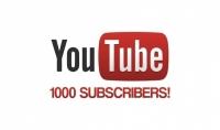 سأعطيك 1000 متابع على اليوتيوب ومن العالم العربي بطرق قانونة