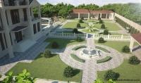 تصميم افضل المناضر الطبيعية والتحف المعمارية landscape design