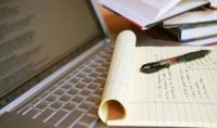 الكتابة العربية والانجليزية