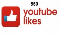 ساضيف لك 550 لايك للفيديو الخاص بك في يوتوب خلال 6 ايام
