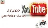 15 000 مشاهدة حقيقية وامنة 100% لاى فيديو على اليوتيوب