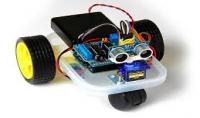 برمجه روبوت كامل باي ميكروكنترولر تختار arduino avr pic