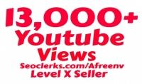 احصل على 13 000 مشاهدة عالية الجودة وامنة