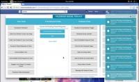 اعطيك مفتاح لتفعيل جميع ادوات Toolkit For Facebook