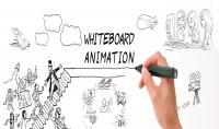 عمل فيديو بصيغة whiteboard animation