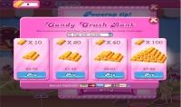 5000 gold في لعبة candycrush