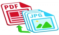تحويل الصور الي PDF