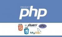 برمجة أو تطوير أو حل المشاكل بلغة PHP