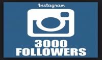 اضافة 3000 متابع لحسابك فى انستجرام ب5$