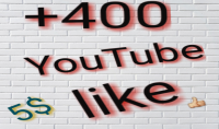 400 لايك لاي فيديو حقيقي وامن 100%