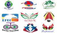 تصميم شعار أحترافي ودعاية مجانية   Vector using Illustrator and Photoshop