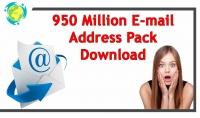 950 مليون بريد الكترونى للتسويق الالكترونى