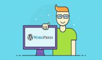 إنشاء مدونة ووردبريس  قالب مجاني يوافق مجال المدونة