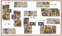 الإظهار المعماري وتلوين المخططات والواجهات المعمارية بإستخدام برنامج الفوتوشوب