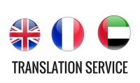 ترجمة احترافيةو يدوية في اسرع وقت عربي ـــــ فرنسي ــــ انجليزي