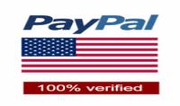 انشاء حساب باي بال امريكي مفعل ببطاقة ماستر كارد   رقم هاتف امريكي