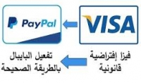 أعطائك ثلاث بطاقات فيزا أفتراضية بثلاث عملات مختلفة بمزايا رائعة