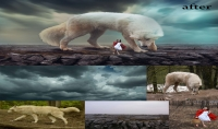 تعديل على 10 صور بطريقه احترافيه باستخدم الفوتوشوب