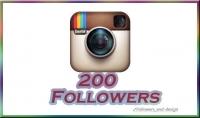 200 متابع خليجي حقيقي