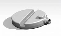 سأقوم بتصميم ثلاثي الأبعاد لأي قطعة أو ألة ميكانيكية