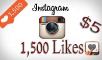1500 لايك خليجي حقيقي من حسابات نشيطة على انستغرام