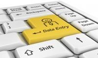 ادخال البيانات