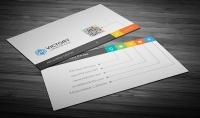 تصميم Business Cards او logo