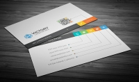 تصميم Business Cards او logo