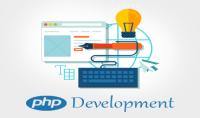 برمجة اي موقع بلغة php