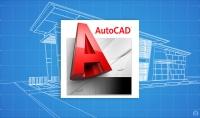 عمل تصميم 2D على برنامج الأوتوكاد AutoCAD