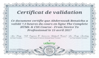 تعليم لغات البرمجة HTML CSS
