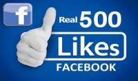 اضافه 500 لايك بصفحتك على الفيسبوك