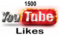 ساضيف لك 1500 لايك للفيديو الخاص بك في يوتوب خلال 4 ايام