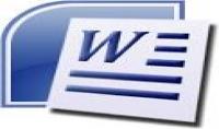 كتابة النصوص وتنسيقها عن طريق برنامج word