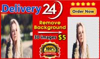 حذف الخلفيه من الصور ٥٠ صوره مقابل 5 دولار