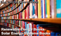 مائة كتاب في مجالات الطاقة المتجددة والطاقة الشمسية المختلفة