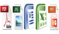 تحويل ملفات من pdf ل word او excel او صور  jpg  والعكس