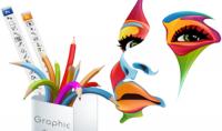 اصمم لوجو احترافي لقناتك او مدونتك او لتصميمك