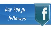 اضافة 500 متابع حقيقي لحسابك في Facebook