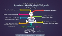 بتقديم المعلومات لكتابة السيرة الذاتية ورسالة الطلب الوظيفي