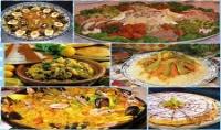 سأعلمك الطبخ المغربي والتونسي والمصري كل طبخة ب 5$