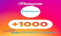 اضافه 1000 متابع ولايك حقيقين ومتفاعلين للانستجرام