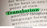 ترجمة أي مشروع يطرح علي بللغات التالية وبالعكس عربي إنكليزي فرنسي