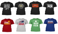 سأعطيك حزمة تصاميم t Shirt كاملة وجاهزة