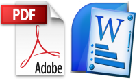 تفريغ أوراق مسحوبة بالسكانر إلى ملف وورد و PDF