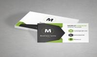 أصمم لك كارت شخصي business card إحترافي وراقي