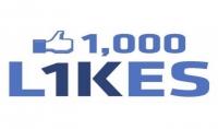 سأضيف لك ١٠٠٠ لايك عربي حقيقي ع صفحه الفيس بوك فوريا ب 10$ فقط